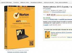 antivirus norton 2013