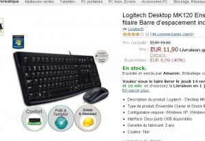 souris clavier pc