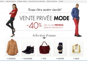 amazon - 40% sur article mode