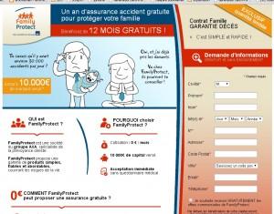 assurance deces gratuit