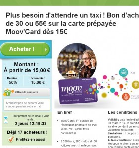 carte moov card