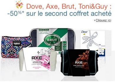 Coffrets Plan Spéciale Bons Sur Et Les Brut Bon Dove Axe Offre 5RL34Aj