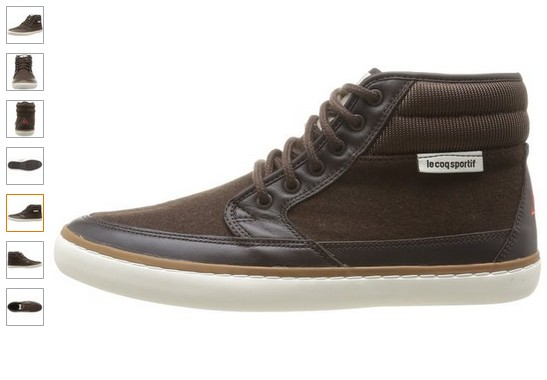 81ab6ffa4c7 Vous y trouverez un grand nombre de bonnes affaires dans le rayon chaussures  (entre autres..). Avec par exemple une paire de Coq Sportif homme ...