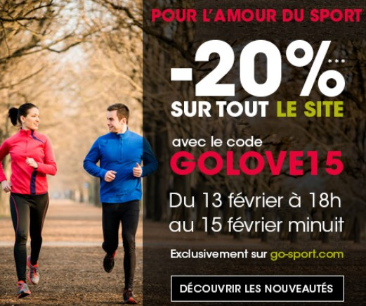 BON PLAN code promo Gosport St Valentin Bons Plans Bonnes
