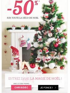Tati 50 De Reduction Sur La Deco De Noel Le 29 Novembre Bons