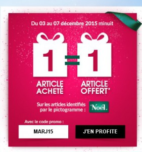 Promo Tati 1 Article Achet 233 1 Offert Bons Plans