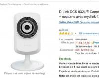 Bon prix caméra ip internet en vente flash à 33 euros