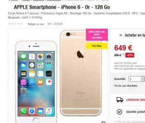 coque iphone 6 128g