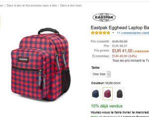 Bons 33 Bonnes litres de le eastpack sac Plans gros euros 41 wvqxP88