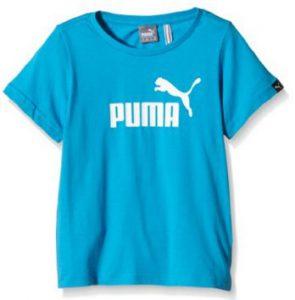 Votre enfant a besoin d'un nouveau tee-shirt? Laissez-vous tenter par le  bon plan tee-shirt ess puma garçon à moins de 8 €. De couleur bleu clair,  ...