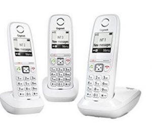 telephone gigaset trio 3 combin s le 31 10. Black Bedroom Furniture Sets. Home Design Ideas
