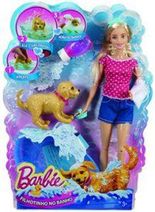Poup e barbie et son chien heure du bain bons plans bonnes affaires - Barbie et son chien ...