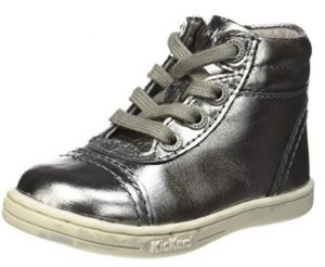 chaussures trailer kickers b b fille cuir bons. Black Bedroom Furniture Sets. Home Design Ideas