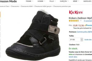 Bonnes Bebe du Bons Boots 21 Plans Kickers Les 36 Au 18 Affaires 13 wqPAtXX