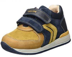 Chaussures A Geox 22 Rishon Garçon B à BorCeWdx
