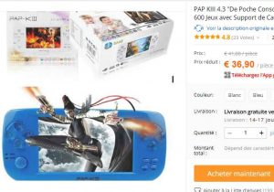 console pap k3