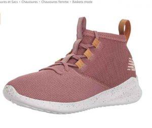 basket fille new balance 22