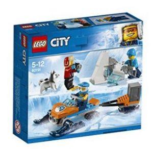 Explorateurs De 7 12 Jouet L'arctique City Les À Lego 1clKTJF