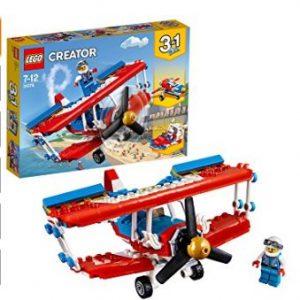 3 Avion 24 Lego À En 1 Jouet Voltige Creator 12 vm0wN8nO